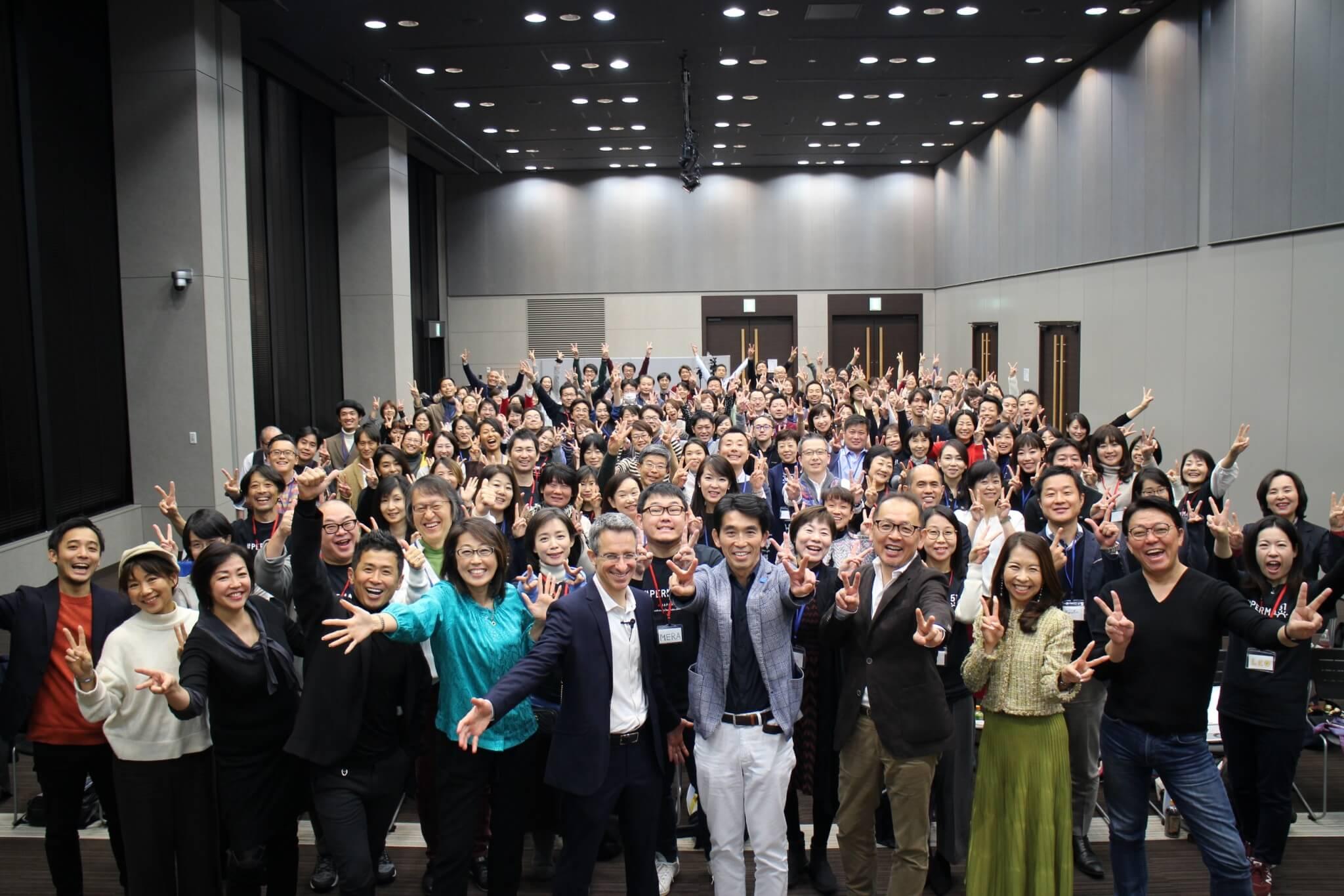 Photo Report / タル・ベン・シャハー博士来日WS / 2019.12.14-15